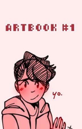 journal/artbook #1 (°▽°) by _LEDLights_
