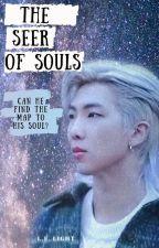 THE SEER OF SOULS // KIM NAMJOON by lighteyelove