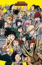bnha Oneshots And Pictures  by closeted_bi-guy