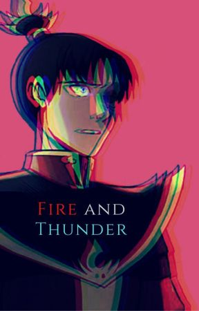 Fire and Thunder by SamSquid