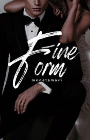 Fine Form by monetamavi