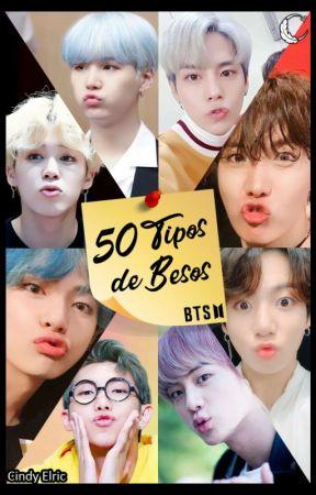 [BTS] 50 Tipos de Besos by Cindy_Elric