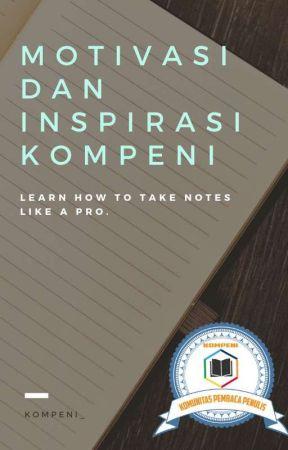 Motivasi dan Inspirasi Kompeni by kompeni_
