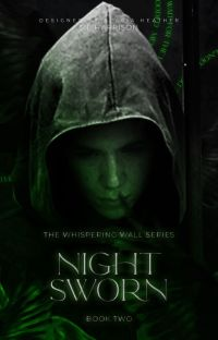 Nightsworn | The Whispering Wall #2 cover