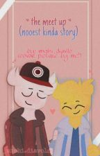 The meet up ~ Noob x Guest (or nooest) highschool au ~ by myxstrious