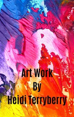 Art Work Diary by heiditerryberry
