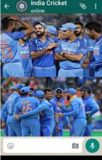 INDIAN CRICKET TEAM CHATS by ict_fanfics
