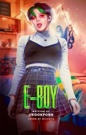 E-boy [ᴋᴏᴏᴋᴍɪɴ] by Jikookporn