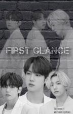 First Glance | Taejinkook by ksj_prince3