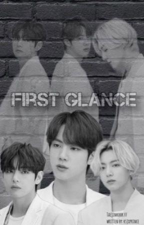First Glance | Taejinkook by ksjxprince