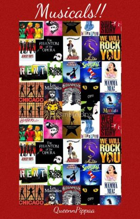 Musicals!! by queennpippaa