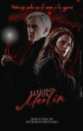 ELEGIDOS POR MERLÍN ━━ draco & hermione by ailxnn