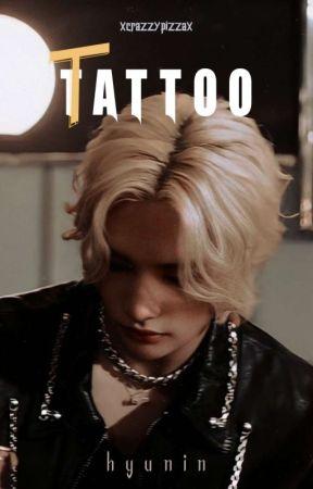 Tattoo || HyunIn  by xcrazzypizzax
