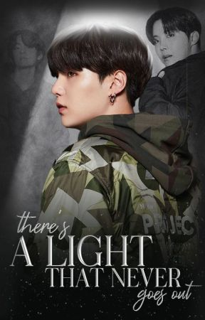 THERE'S A LIGHT THAT NEVER GOES OUT l Yoonseok by cultureseok
