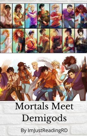 Mortals Meet Demigods by ImjustreadingRD