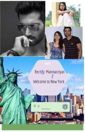 Rectify: Manimarziyan 2 Welcome to New York by Brind2y2