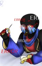 Creating new errors (Hunterverse) by SomeSpy