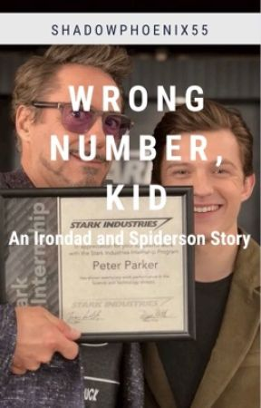 Wrong Number, Kid: An Irondad and Spiderson Story by shadowphoenix55