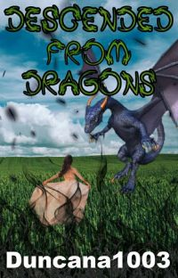 Descended from Dragons cover