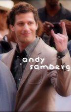 andy samberg  by jakeypisbae