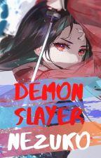 ‹Demon Slayer Nezuko› : A Kimetsu no Yaiba Story by nicoshade