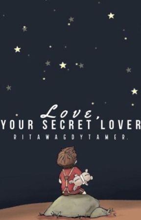 Love, your secret lover. by RitawagdyTamer