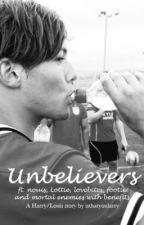 Unbelievers by namelesshaha