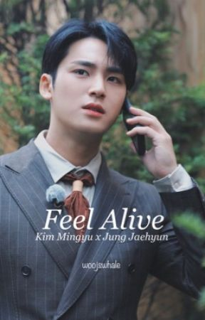 Feel Alive - GYUJAE by woojswhale