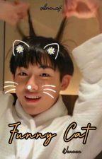 Funny Cat ; Winwin oleh slma_nf