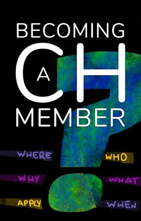 Becoming a CH Member by CommunityHub