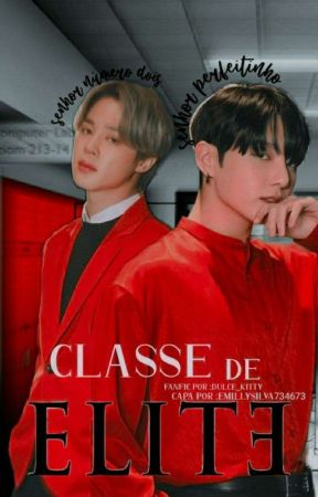Classe de Elite. {kookmin} by Dulce_Kitty