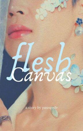 [✔] Flesh Canvas | KookMin.  by pausgede