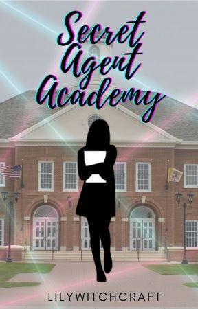 Secret Agent Academy by LilyWitchcraft