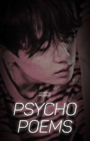 PSYCHO POEMS   min yoongi by sevenverse