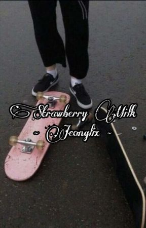 Strawberry Milk - Jeonglix by escapethe_gayships