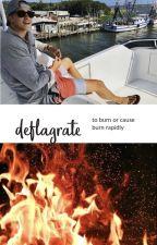deflagrate || rafe cameron by izzywilliams423