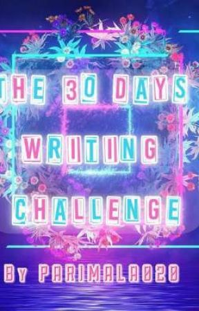 30 days writing challenge by ItsStoryTime5