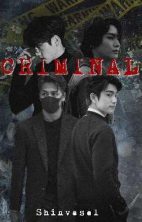 CRIMINAL  by shinvasel
