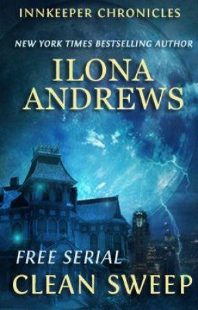 Innkeeper Chronicles: Clean Sweep by IlonaAndrews