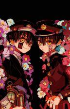 Hanako x Reader x Tsukasa - Darling by fatalweather