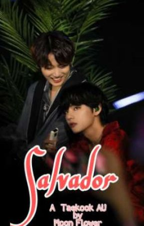Salvador | Taekook by deMoonFlowers