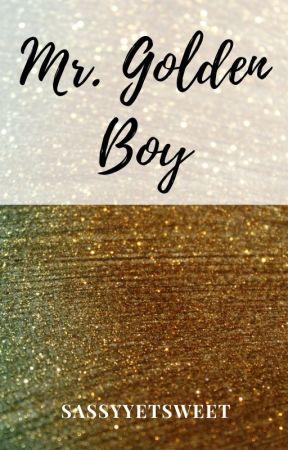 Mr. Golden Boy (Taegi FF) by SassyYetSweet