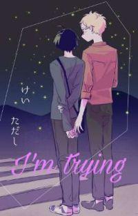 im trying (tsukishima x yamaguchi) cover