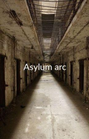 My hero academia Asylum arc by Powerhousefan