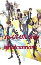Yugioh ship headcannons [Completed] by okacolaXD
