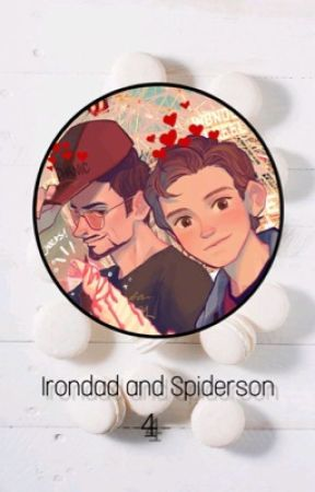 Irondad and Spiderson 4 by telylace