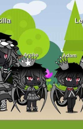 Ask or Dare The Zilla Family by Nightzilla563