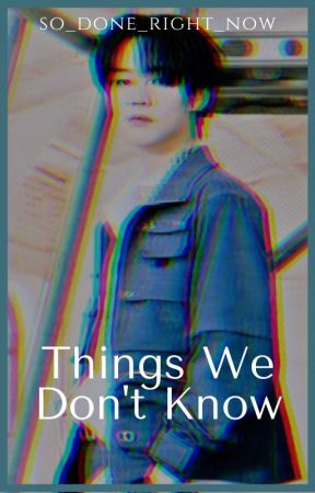 Things We Don't Know | Chenle x Reader | Mafia/Gang AU by so_done_right_now