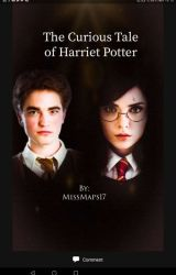 The Curious Tale of Harriet Potter by nerdylibrabi