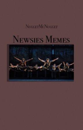 Newsies (92 & 2012-2017) Memes by nuggetmcnugget